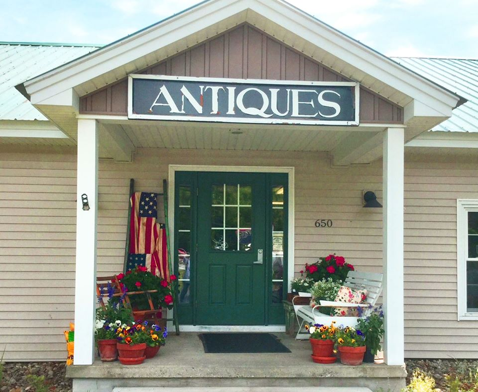 Welcome to Antiques Market Place